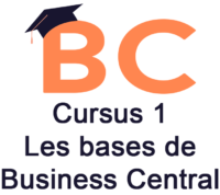 Les bases de Business Central